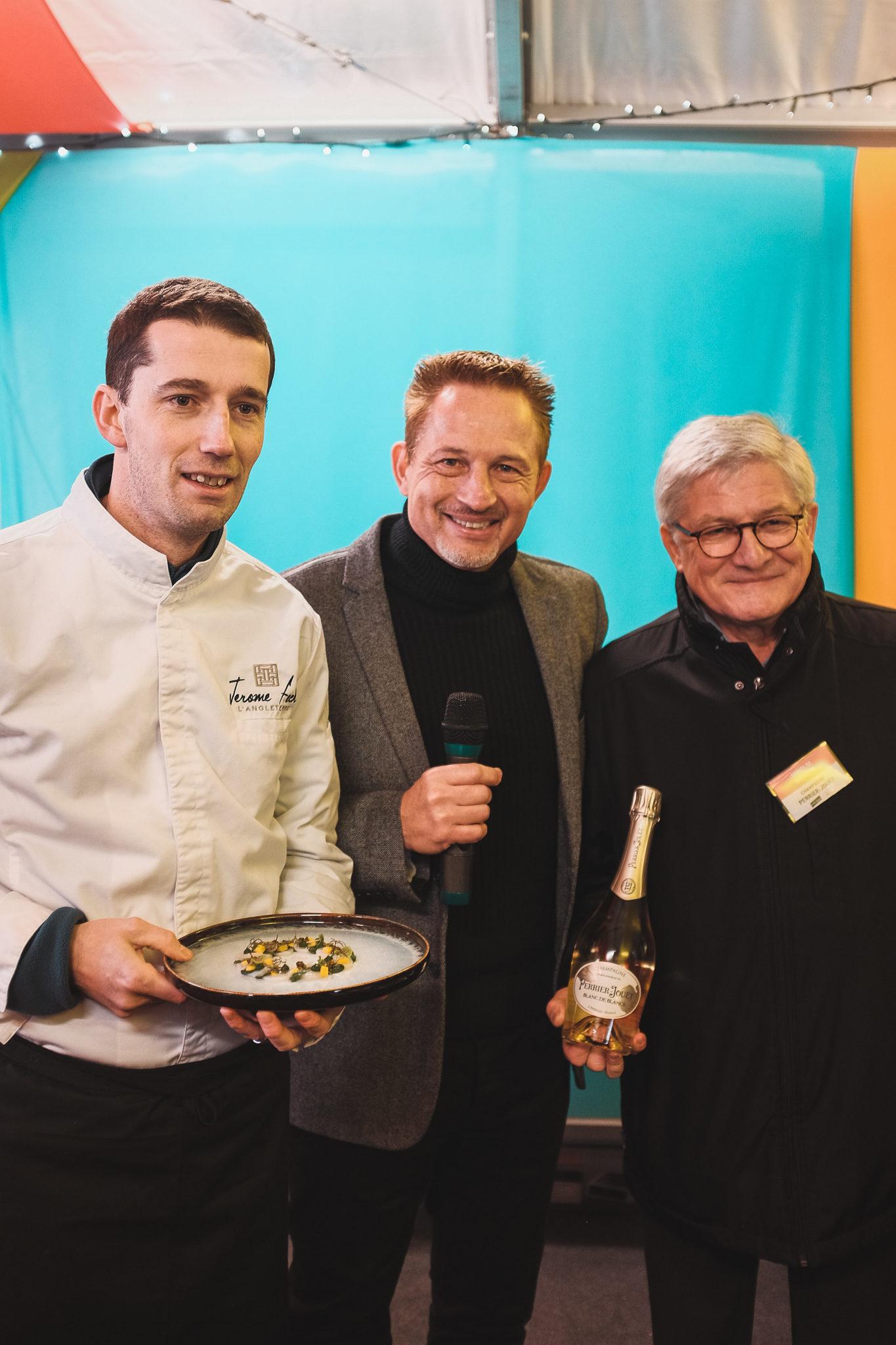 Chef cuisinier Habits de Saveur Épernay
