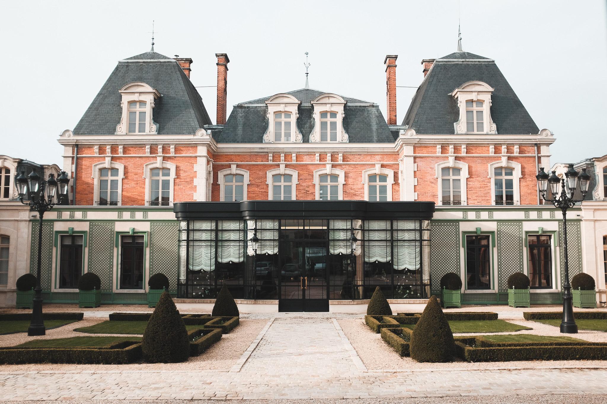 Maison Pol Roger Épernay