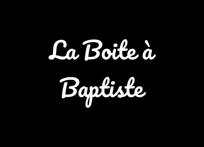 Boite à Baptiste - Logo
