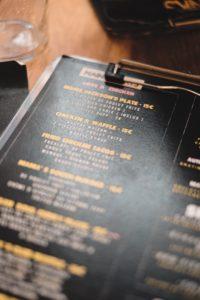Mama Jackson Soul Food - Carte