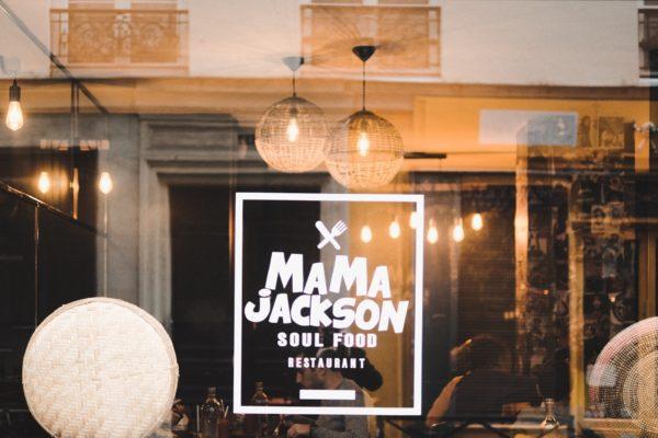 Mama Jackson Soul Food - Devanture Restaurant