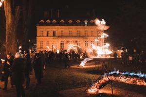 Jardin Hotel de Ville Épernay