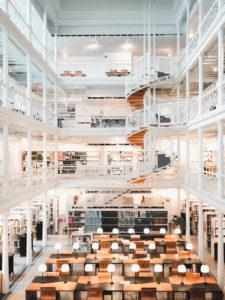 Bibliotheque Vieux Montreal