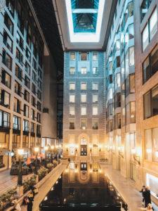 Centre de Commerce Mondial Montreal Souterrain