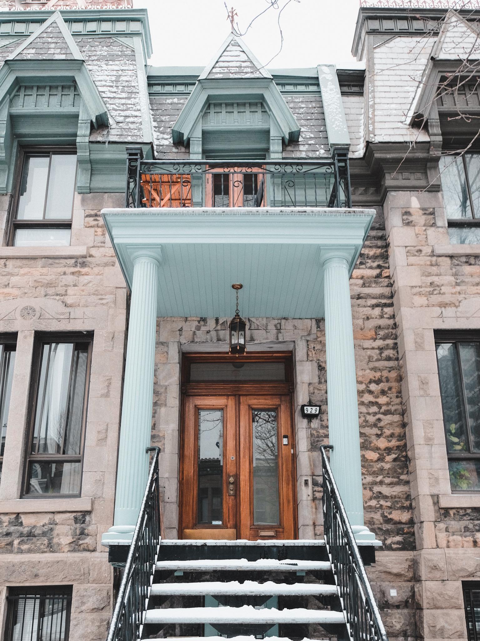Maison Victorienne Montreal