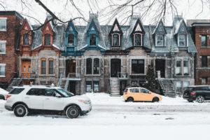 Maisons Victoriennes Square Saint Louis Montreal