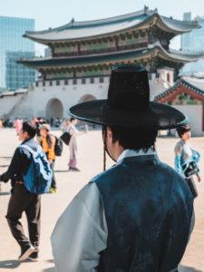 Photographie de Rue Seoul Chapeau