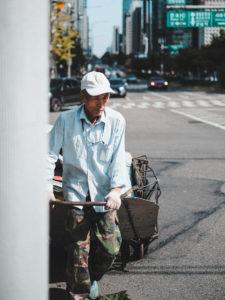 Photographie de Rue Seoul Route