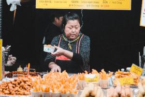 Photographie de Rue Seoul Street Food