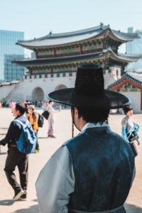 Photographie de Rue Seoul Tenue Traditionnelle