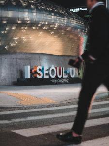 Photographie de Rue Seoul Visit
