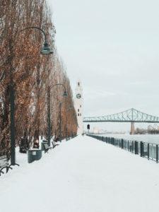 Tour de l'Horloge Montreal